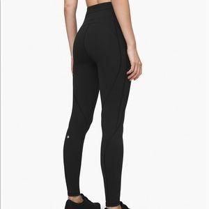 Lululemon Time to Sweat leggings size 4
